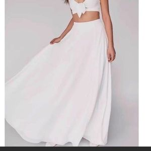 Fame N Partners for Free People Elsie Maxi Skirt